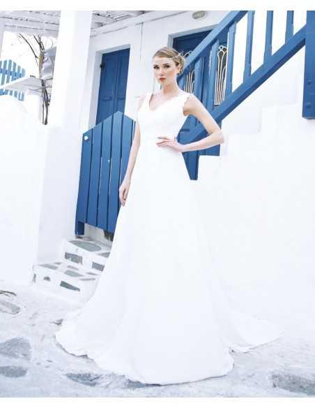 Wedding dress BO'M 030 - WHITE ONE PLUSE