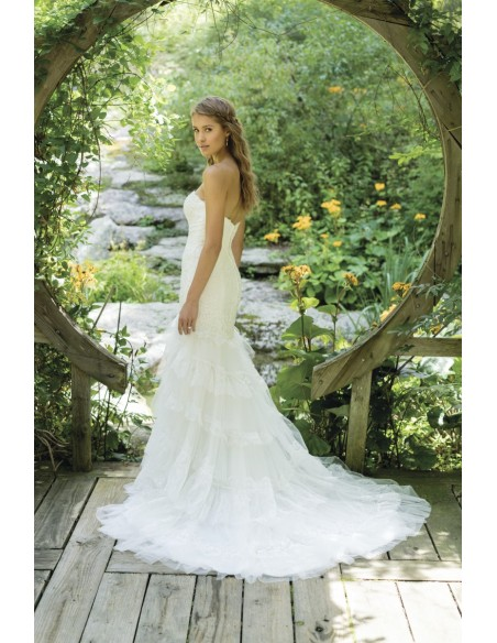Wedding dress 66003 - SINCERITY