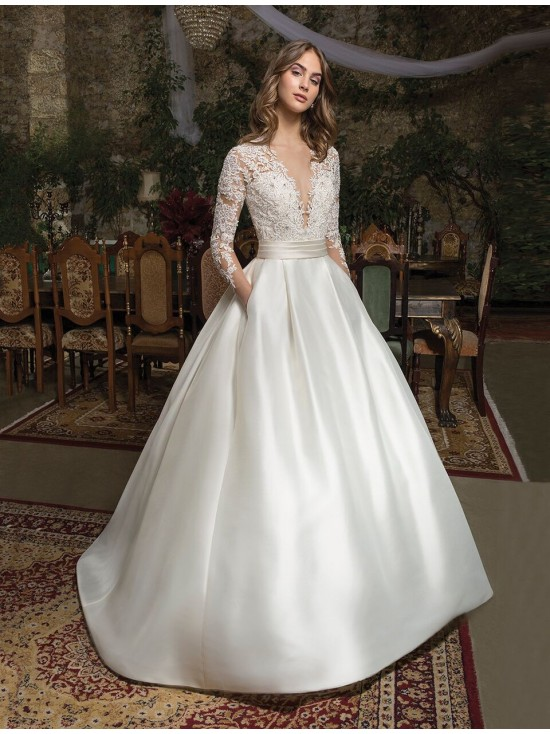 Wedding dress 7950 - COSMOBELLA