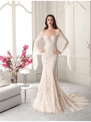 Wedding dress 823 - DEMETRIOS