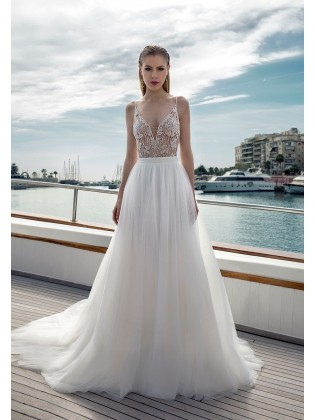 Wedding dress DR280T - DEMETRIOS