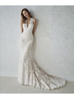 Wedding dress FAMILIA - WHITE ONE