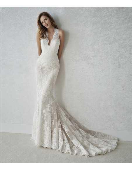 Wedding dress FAMILIA - WHITE ONE