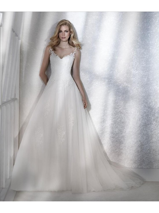Wedding dress FEMME - WHITE ONE