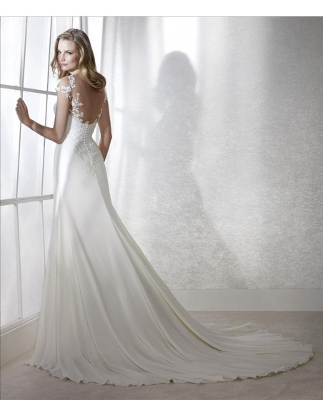 Wedding dress FINLANDIA - WHITE ONE
