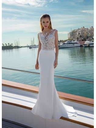 Wedding dress DR285T - DEMETRIOS