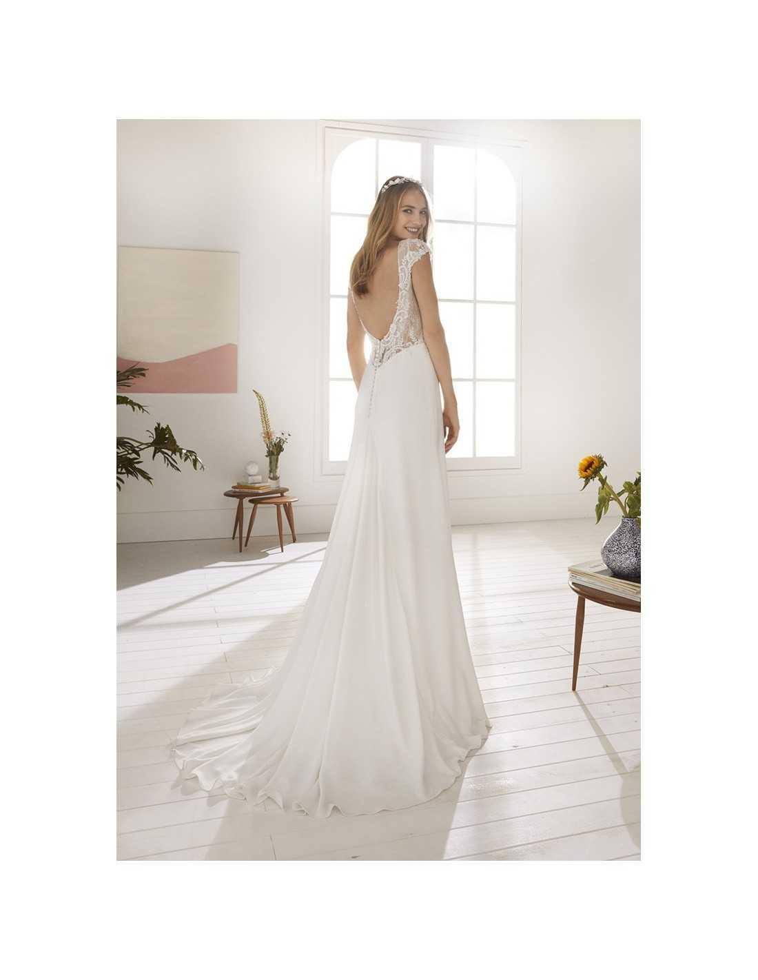 b81bb03953 Vestidos de novia OBRE - SEDKA NOVIAS