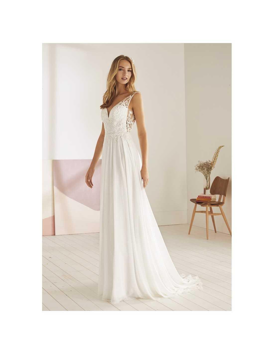 298f594e3e Vestidos de novia OPTIMA - SEDKA NOVIAS