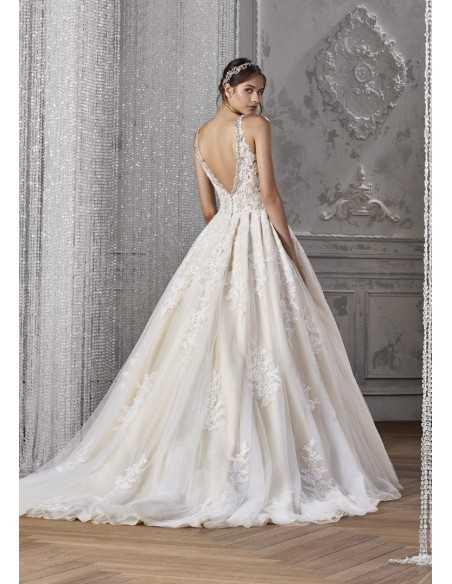Wedding dress KEREN - SAN PATRICK STUDIO
