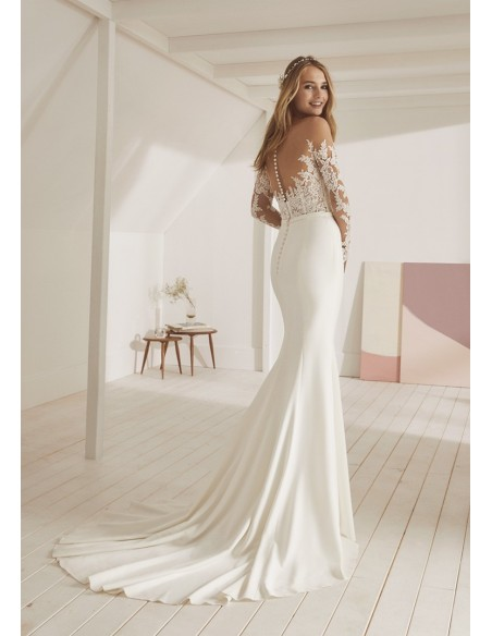Wedding dress LONEA - SEDKA NOVIAS