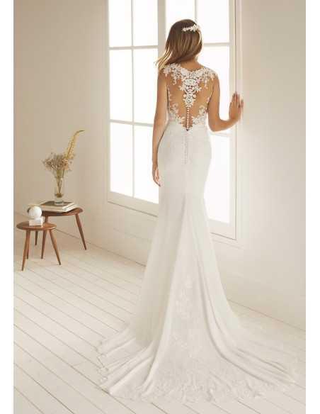 Wedding dress OCALA - WHITE ONE