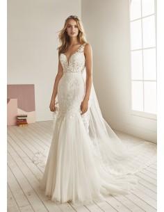 Wedding dress OCEANO - WHITE ONE