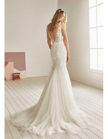 Vestidos de novia OCEANO - WHITE ONE