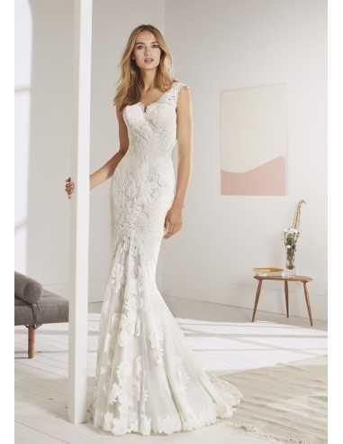 Vestidos de novia OLEAJE - WHITE ONE
