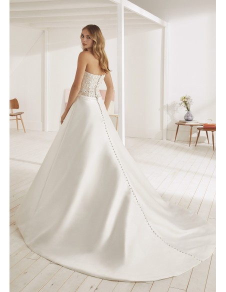 Wedding dress OONA  - WHITE ONE