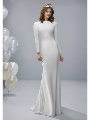 Wedding dress ORITO - WHITE ONE