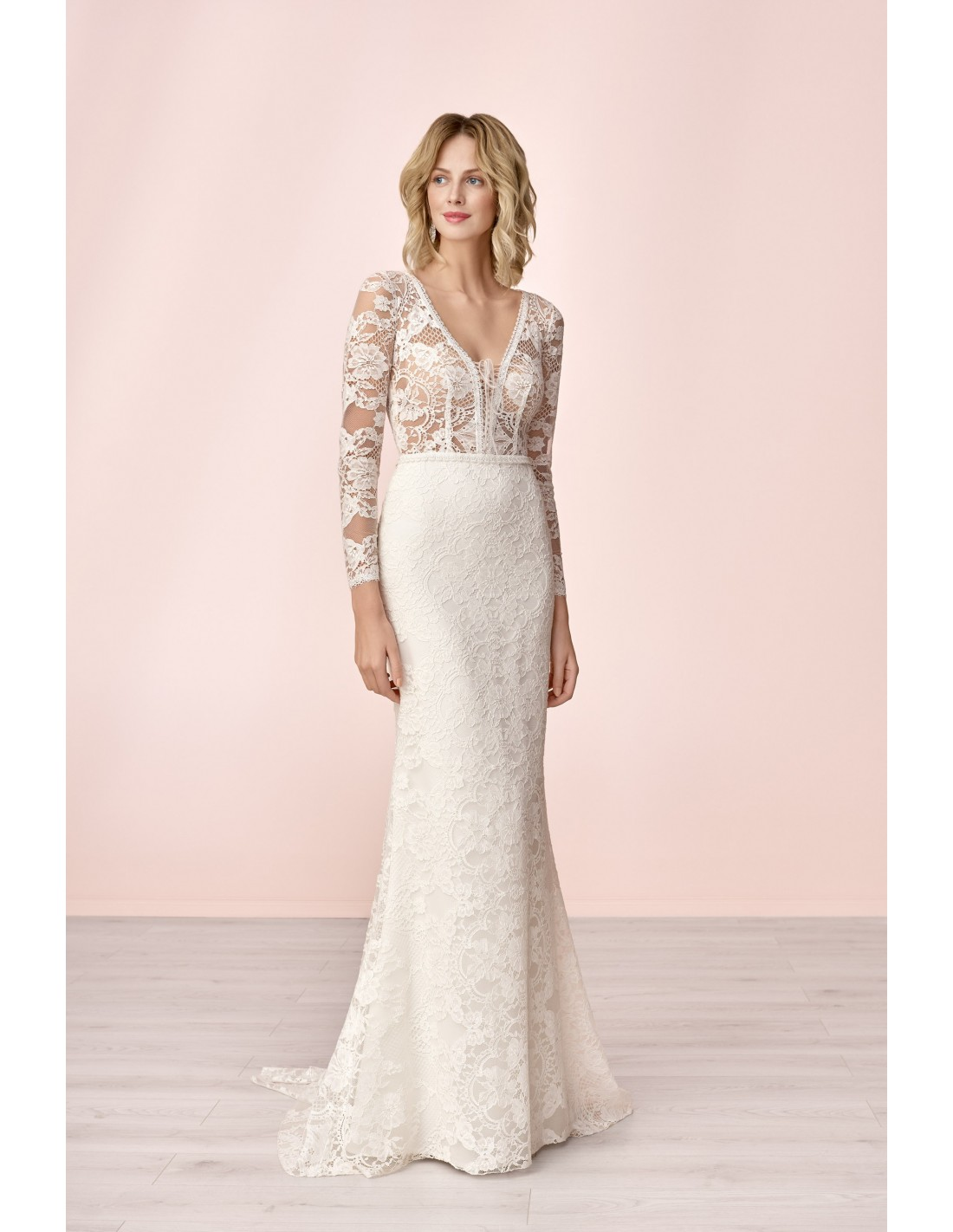 Wedding Dress E 4168t Mode De Pol