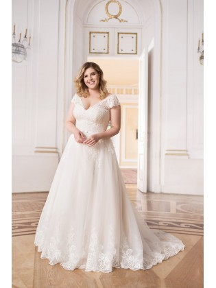 Wedding dress LO-66T - MODE DE POL