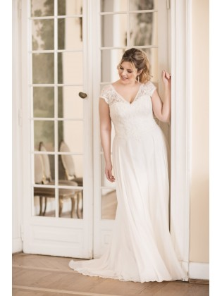 Wedding dress LO-75 - MODE DE POL