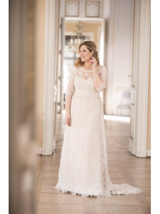 Wedding dress LO-84T - MODE DE POL
