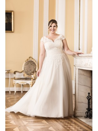 Wedding dress LO-90T - MODE DE POL
