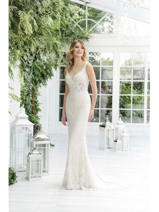 Wedding dress TO-841T - MODE DE POL