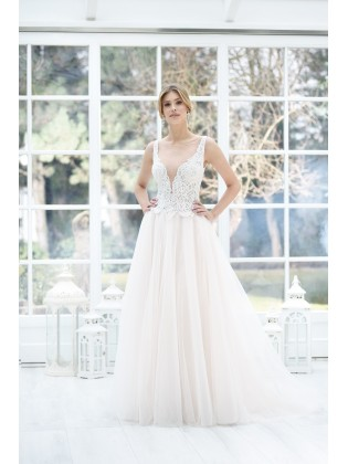Wedding dress TO-866T - MODE DE POL