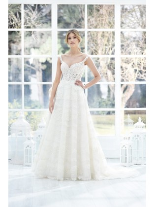 Wedding dress TO-869T - MODE DE POL
