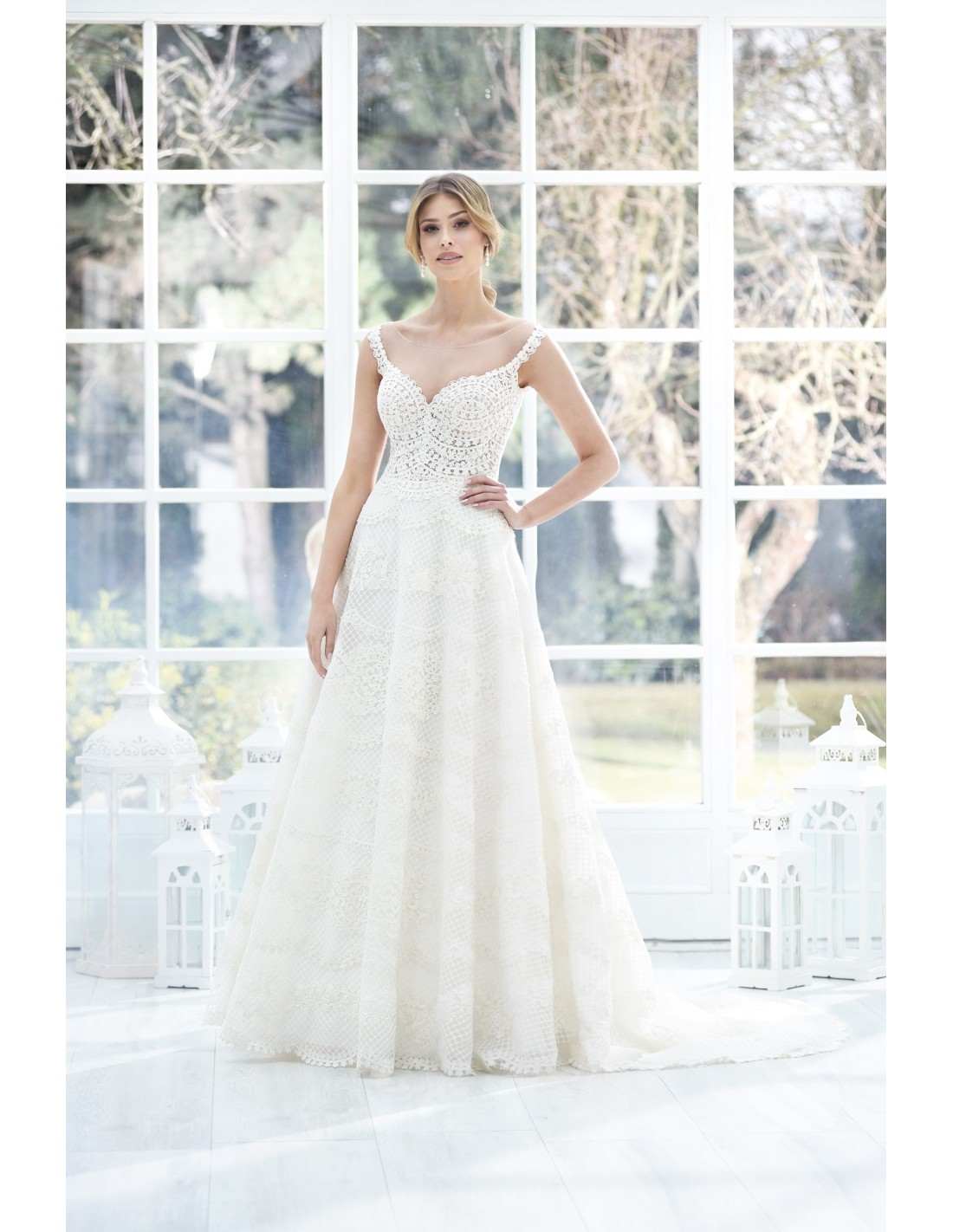 Wedding Dress To 869t Mode De Pol