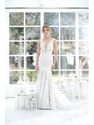 Wedding dress TO-887T - MODE DE POL