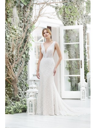 Wedding dress TO-889T - MODE DE POL
