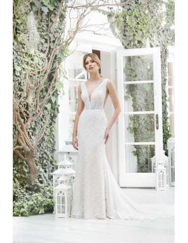 Wedding dress TO-889T - MODE DE POL