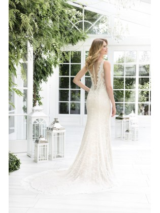 Wedding dress TO-890T - MODE DE POL