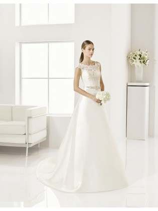 Wedding dress GALICIA - AIRE BARCELONA