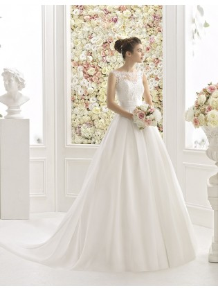 Wedding dress CELEBRE - AIRE BARCELONA
