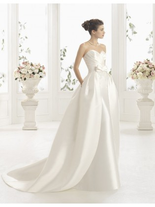 Wedding dress CHAD - AIRE BARCELONA