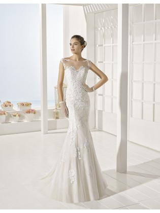 Wedding dress YANSEL - AIRE BARCELONA