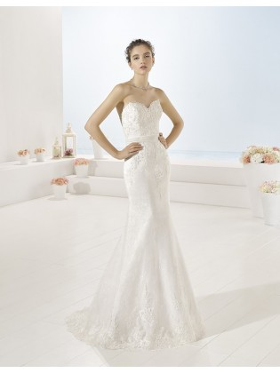 Wedding dress YAMBO - AIRE BARCELONA