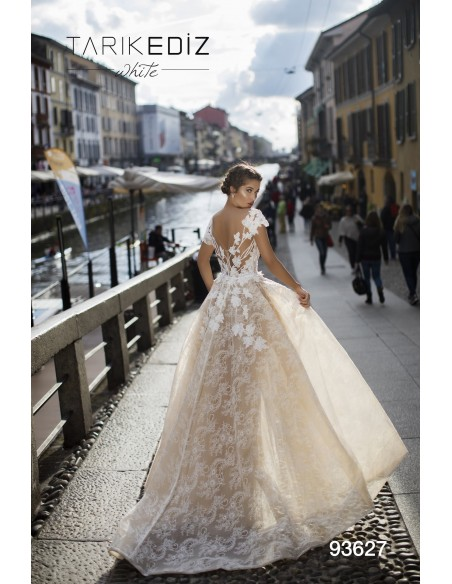 Wedding dress 93627 - TARIK EDIZ