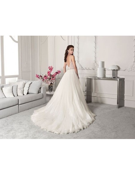 Wedding dress 848 by Demetrios