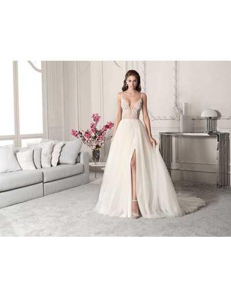 Vestido de novia 848 de Demetrios