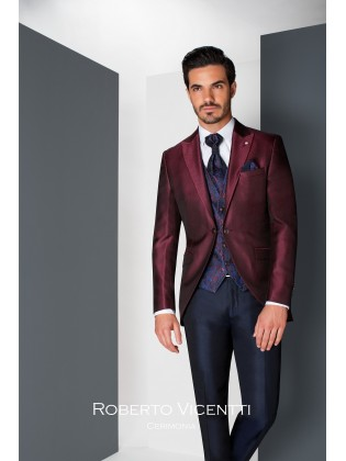 Groom suits 45.19 - ROBERTO VICENTTI