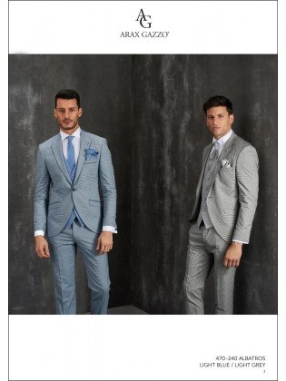 Groom suits ALBATROS - ARAX GAZZO