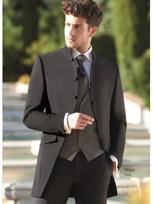 Groom suits Milan Noir - ARAX GAZZO