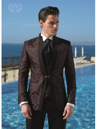 Groom suits Rio Bordeaux - ARAX GAZZO
