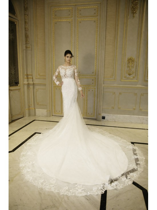 Wedding Dress Alba Sedka Novias