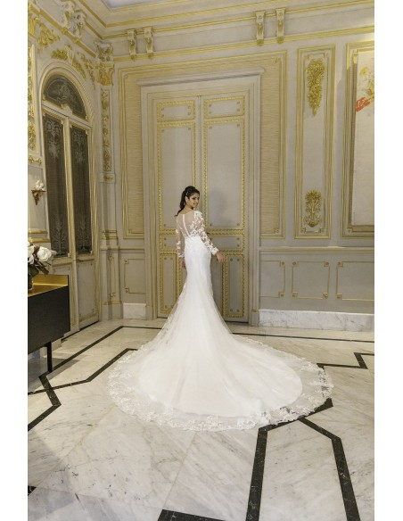 Wedding dress ALBA - SEDKA NOVIAS