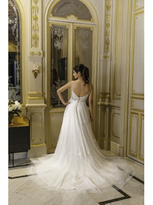 Wedding dress ALMUDENA - SEDKA NOVIAS