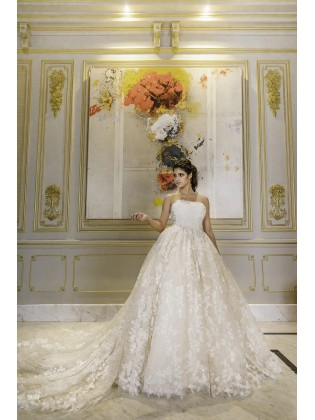 Wedding dress CAROLINA - SEDKA NOVIAS