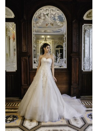 Wedding dress EWELIN - SEDKA NOVIAS